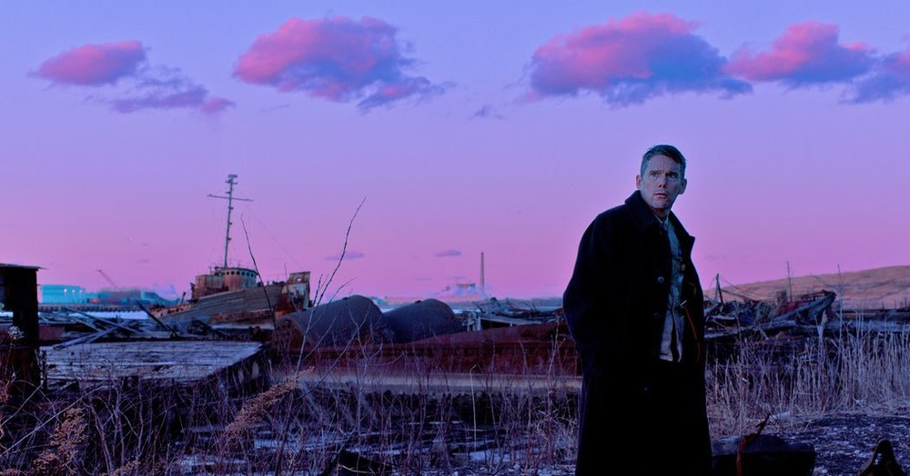 Ethan Hawke stars in director Paul Schrader's  First Reformed