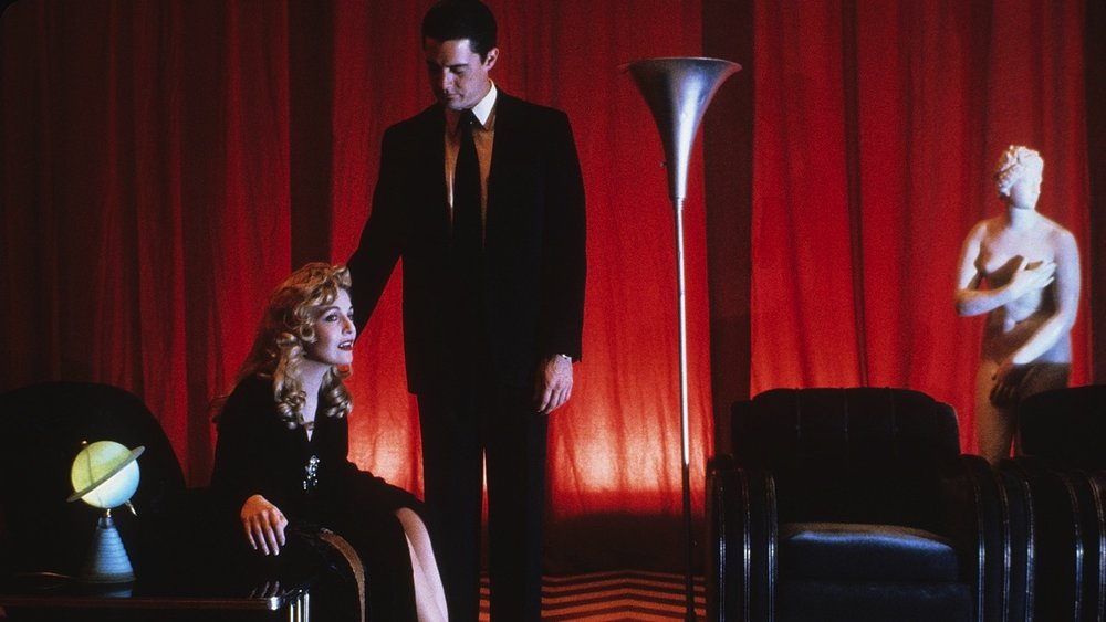 2. Twin Peaks: Fire Walk with Me