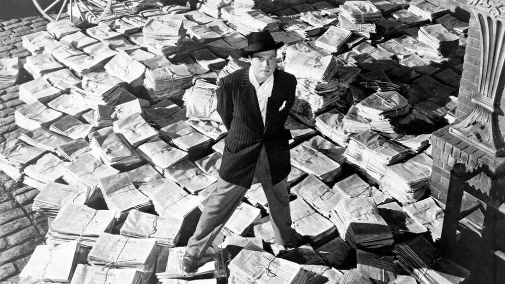 18. Citizen Kane