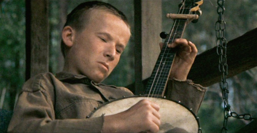 Billy Redden in  Deliverance  (1972)