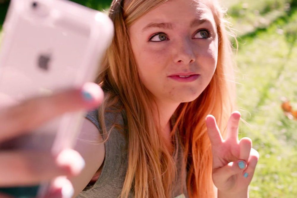 15-year-old actress Elsie Fisher plays Kayla in director Bo Burnham's  Eighth Grade