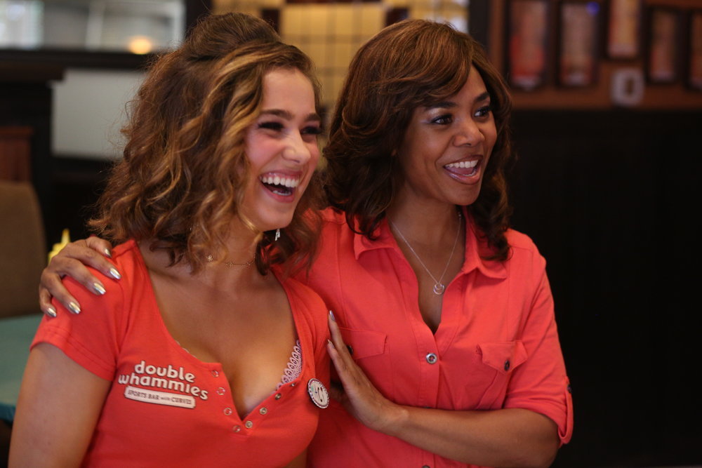 Haley Lu Richardson and Regina Hall star in director Andrew Bujalski's  Support the Girls