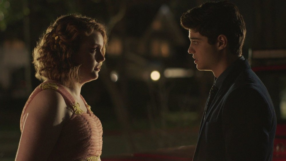 Shannon Purser and Noah Centineo star in director Ian Samuels's  Sierra Burgess is a Loser