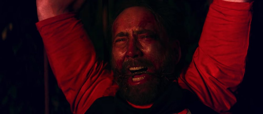 Nicholas Cage stars in director Panos Cosmatos's  Mandy