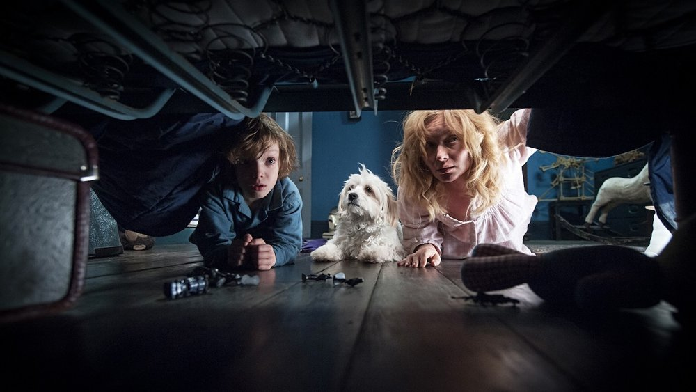 34. The Babadook