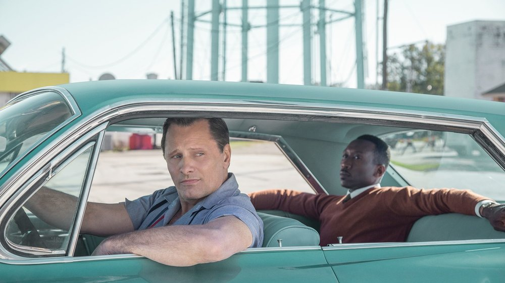 Viggo Mortensen and Mahershala Ali star in director Peter Farrelly's  Green Book
