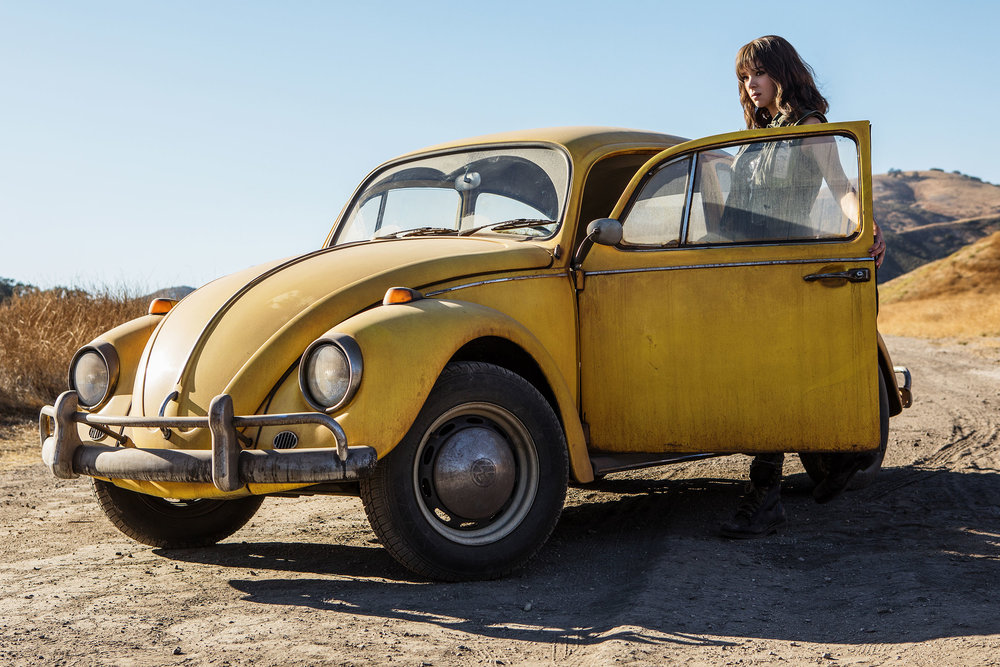 Hailee Steinfeld stars in director Travis Knight's  Bumblebee