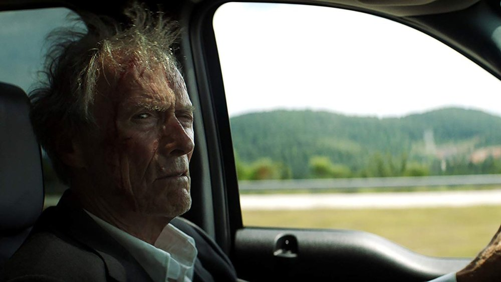 Clint Eastwood, star and director of  The Mule