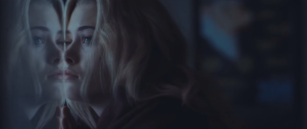 Virginia Gardner stars in director A.T. White's debut feature,  Starfish