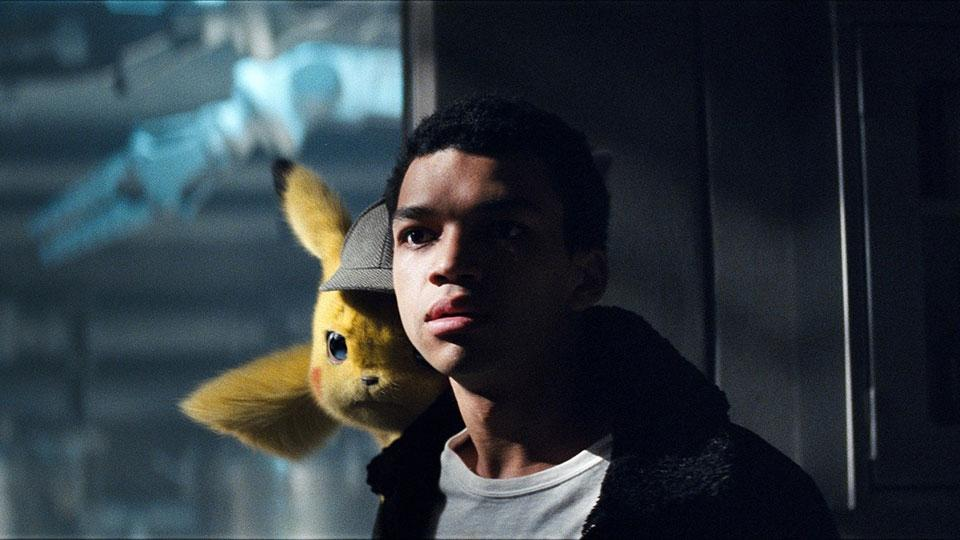 Pokemon Detective Pikachu 2019 By Rob Letterman Cinematary