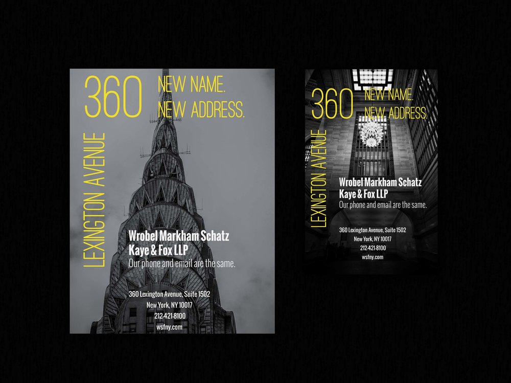 Wrobel Markham Schatz Kaye & Fox LLP- Ad