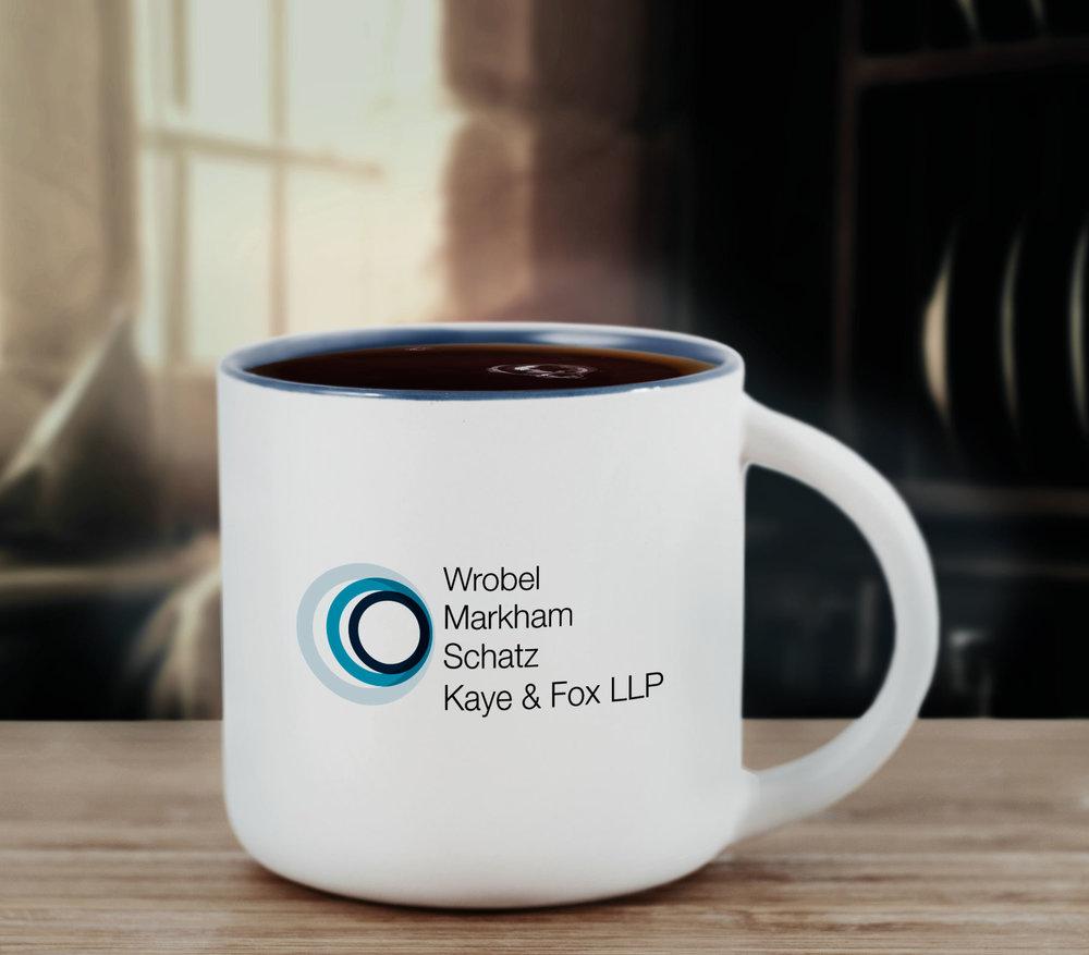 Wrobel Markham Schatz Kaye & Fox LLP- Coffee Mug