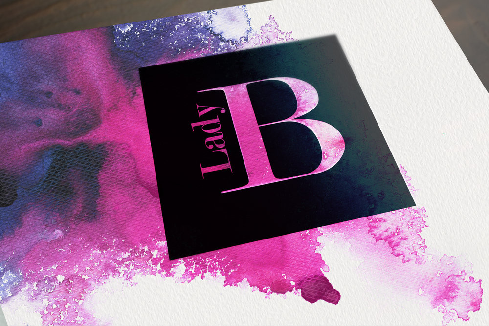 Lady B - Logo