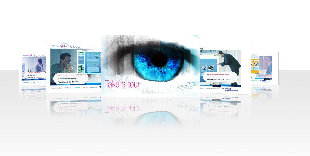 PowerLink Project: Video & Interactive App Tour