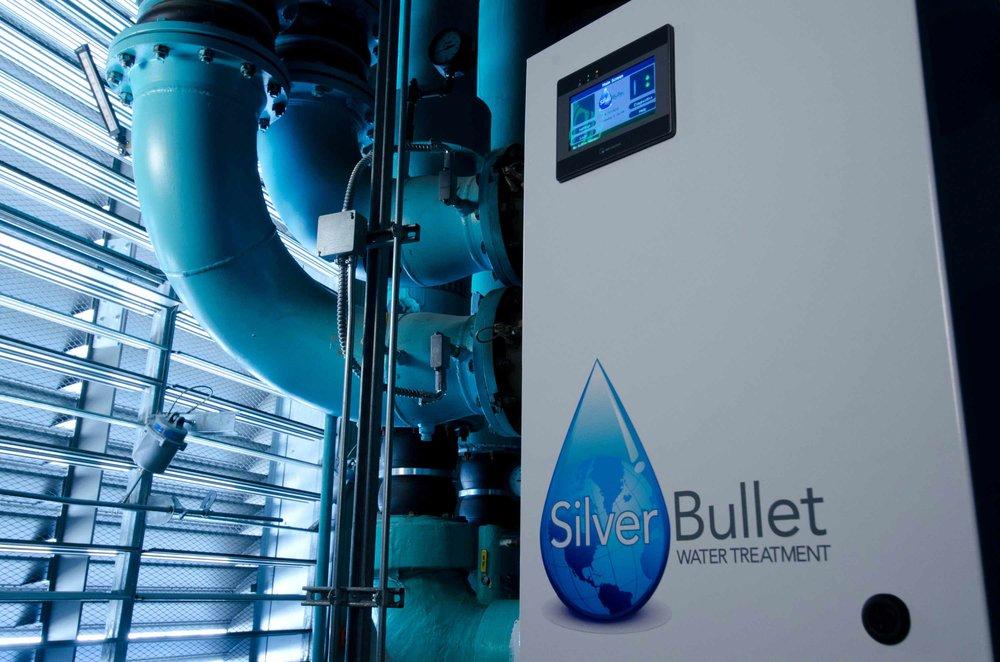 SILVER BULLET -
