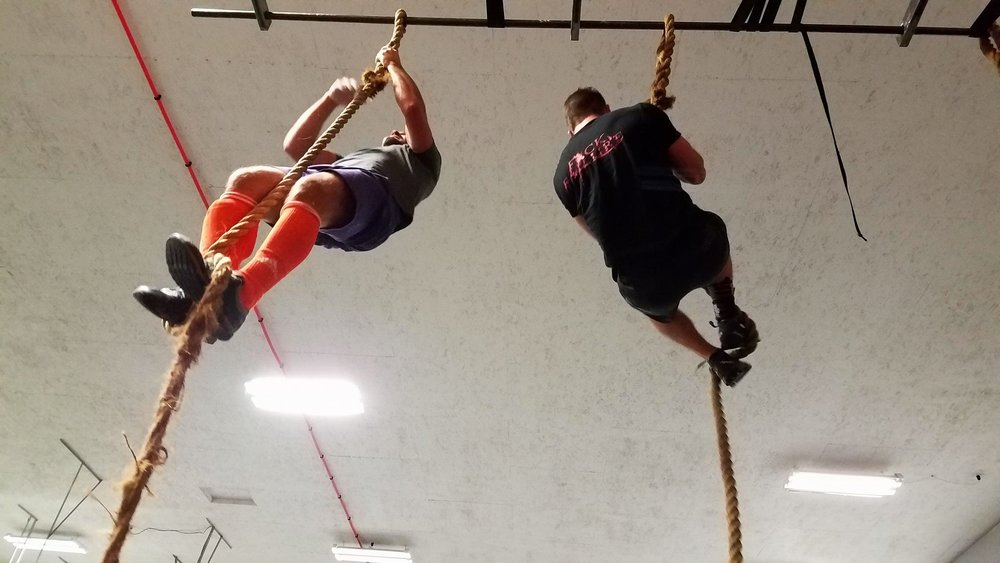 Rope Climbs!