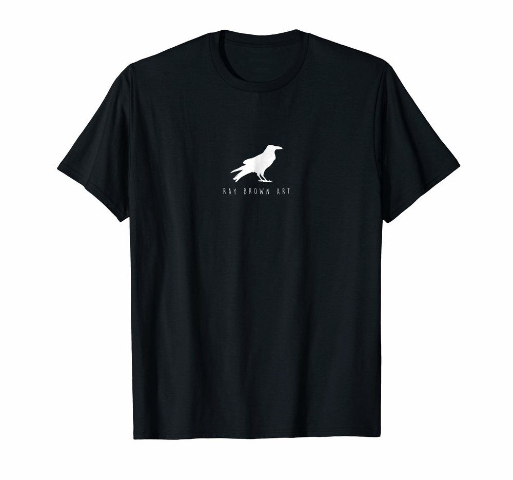 Ray Brown Art T-Shirt
