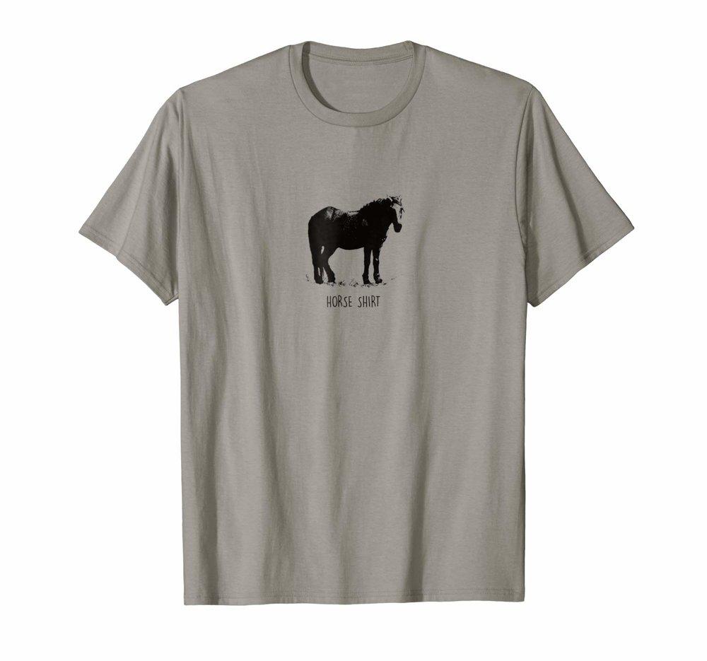 Horse Shirt T-Shirt