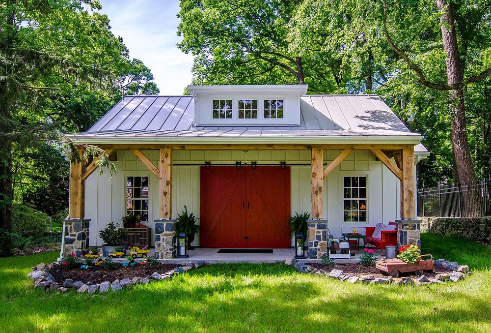 Featured In Country Living Magazine - Providence One Builders recently completed an epic
