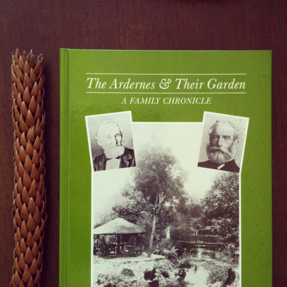 the arderne and their gardens book cover