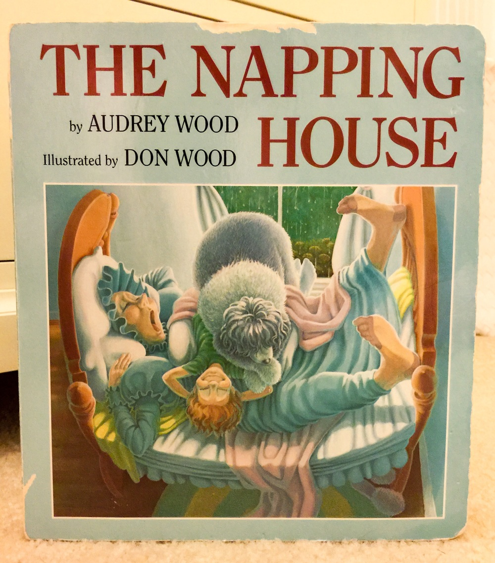 The Napping House by Audrey Wood | Don Wood