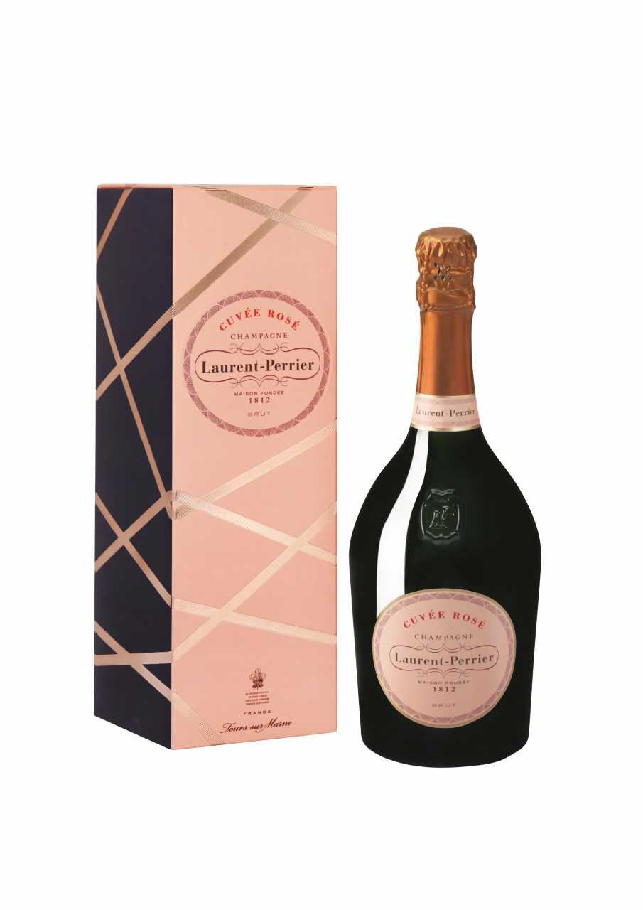 The special edition rosébubbly for the holiday season