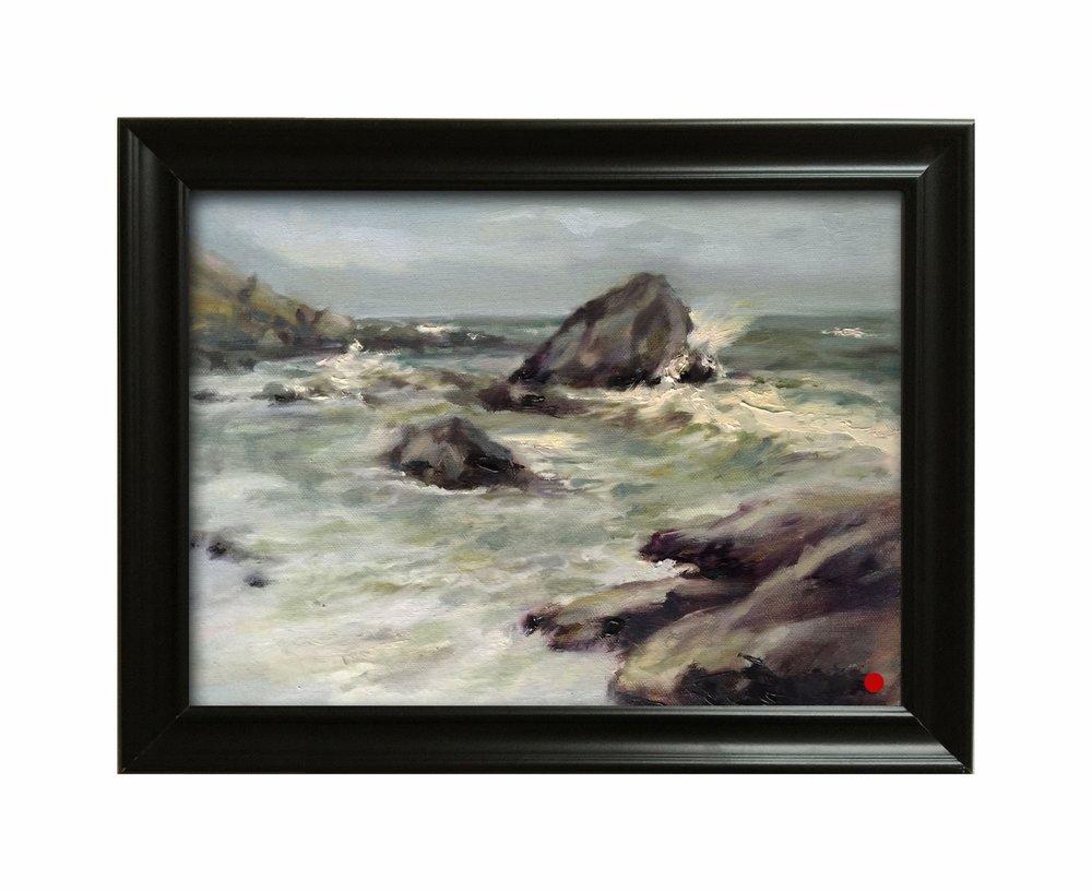 Muir Beach Rocks