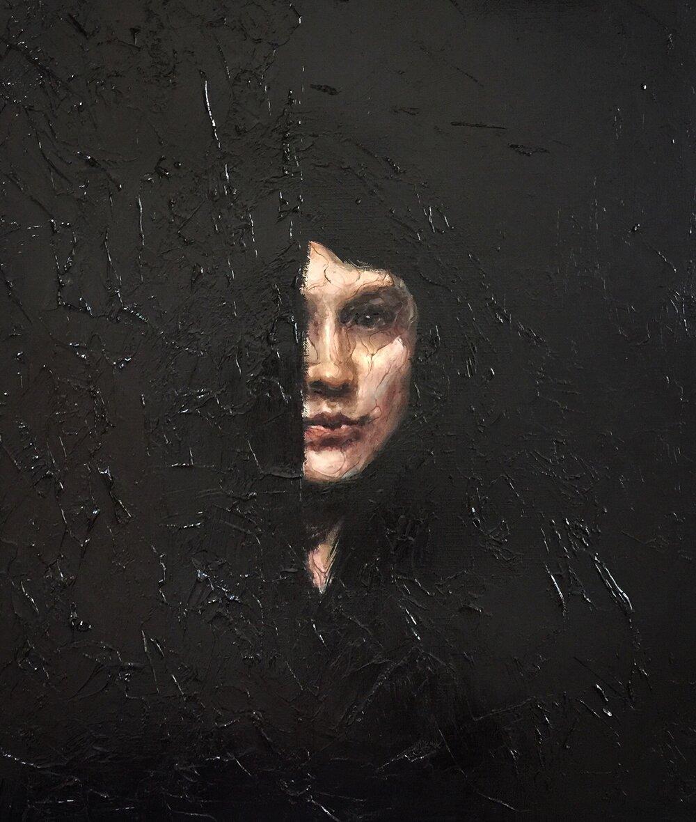 Half portrait