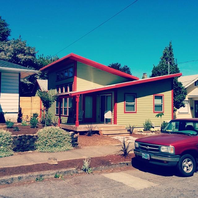 Completed Portland ADU