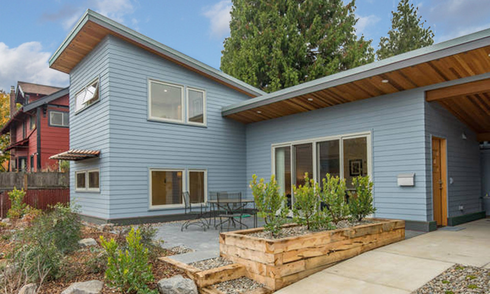 The Split | Portland Modern Adu — Propel Studio | Architecture