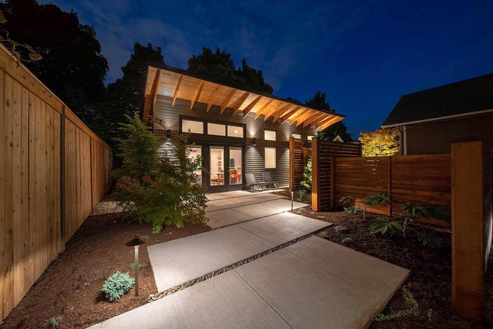 Designed in Portland, Oregon   Custom Residential    View Project