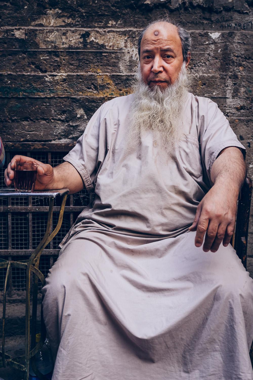 A local religious man