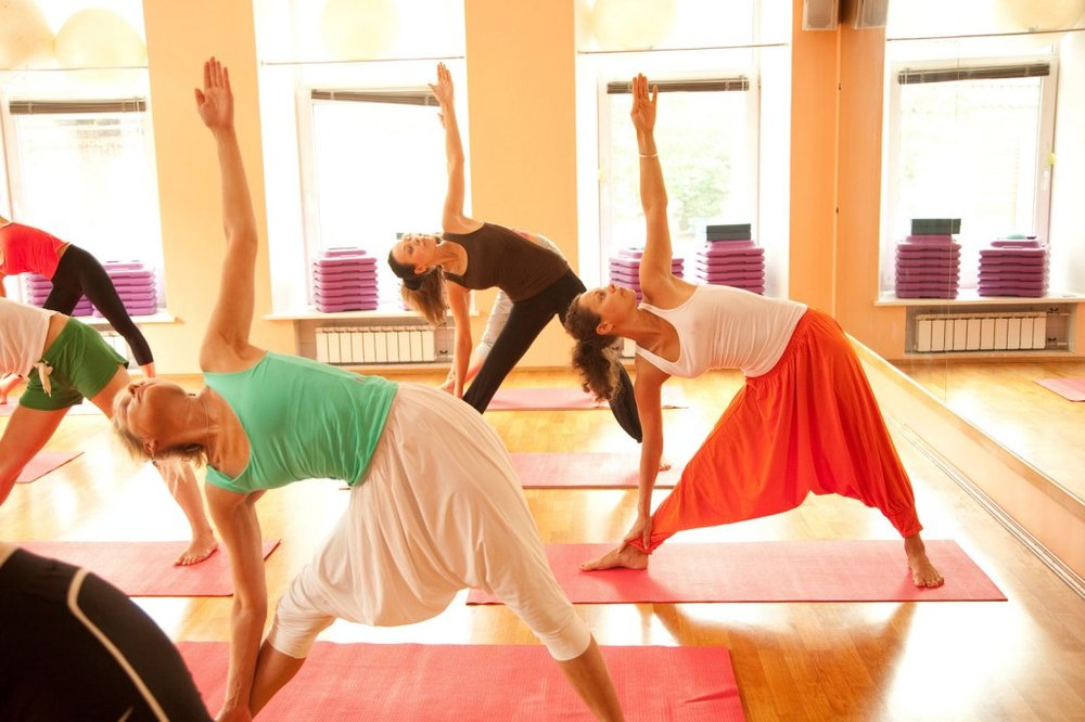 ARTICLE: What to wear to yoga -