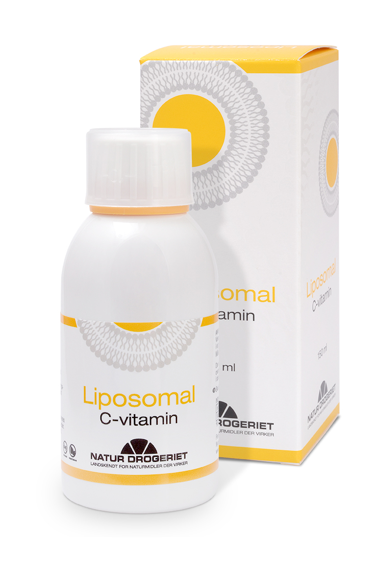 Liposomal vitamins - designed to be absorbed.