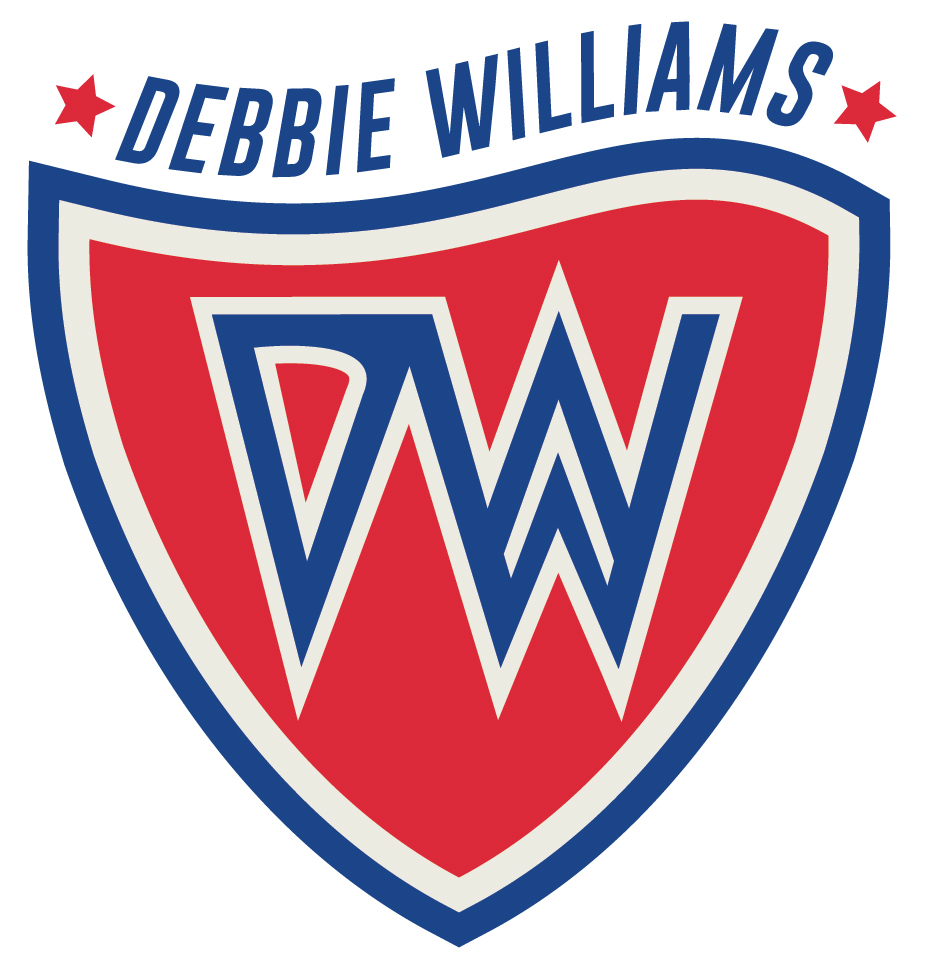 Debbie Williams Sheild Logo.jpg