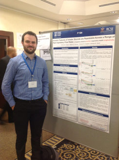 Poster presentation at 20th International Congress on Aerosols in Medicine and Pulmonary Drug Delivery, Munich 2015