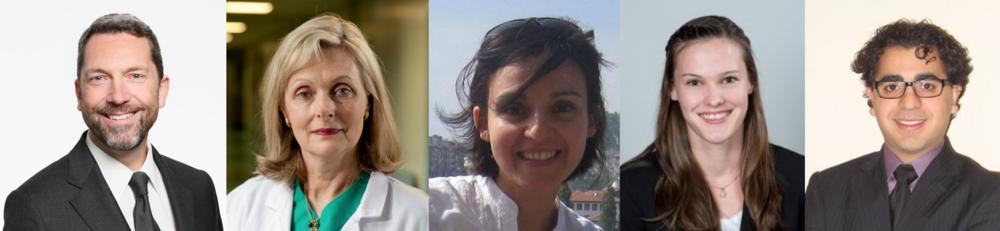 Prof. Richard Reilly ,Prof. Laura Viani,Dr Cristina Simoes-Franklin, Saskia Waechter , Alejandro Lopez Valdes ; Alumni: Cathy Lau, Stephen Sechler