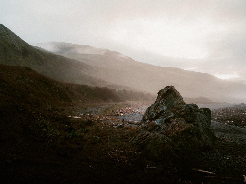 Devil's Gate, Lost Coast
