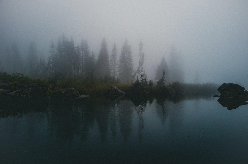 Heather Lake, Washington