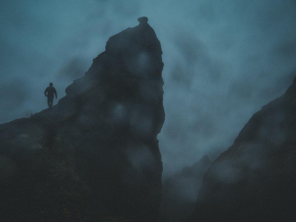 saddle mountain rain