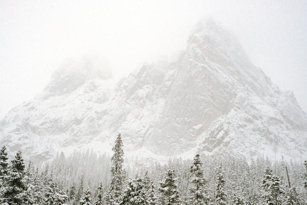 North Cascades, 2018