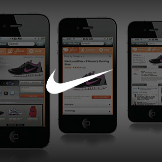 Working with Organic, we improved Nike's shopping experience online and offline by creating a global, self-populated Nike profile consumers could access via smartphones.