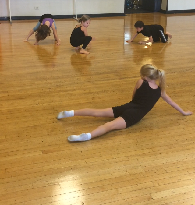 Wednesdays 4pm-5:15pm Ages 8-12 years @ Rast Ballet, 1803 W Byron St, Ste 201