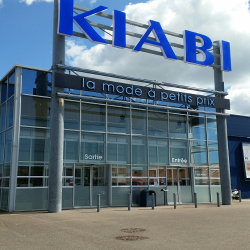Kiabi, de Franse Primark