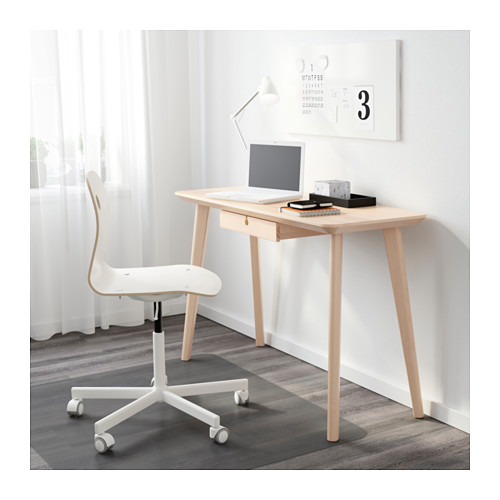 Dit bureau van Ikea, need I say more....?!