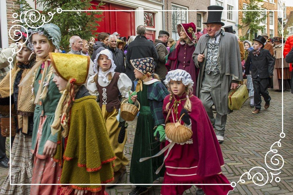 Terug in de tijd met het Dickens Festival in Deventer