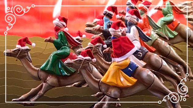 De attracties zullen een winterse touch krijgen en er wordt nog gewerkt aan een heuse kerstmarkt