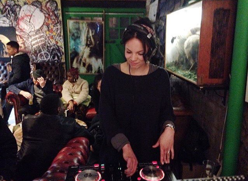 DJ'ing at 'Body & Vibes' Typical Girl Vol.2 Launch