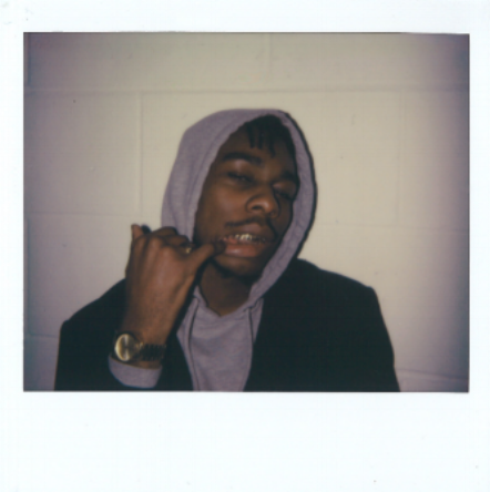 Knucks shot by 94Five -More at 94Five.tumblr