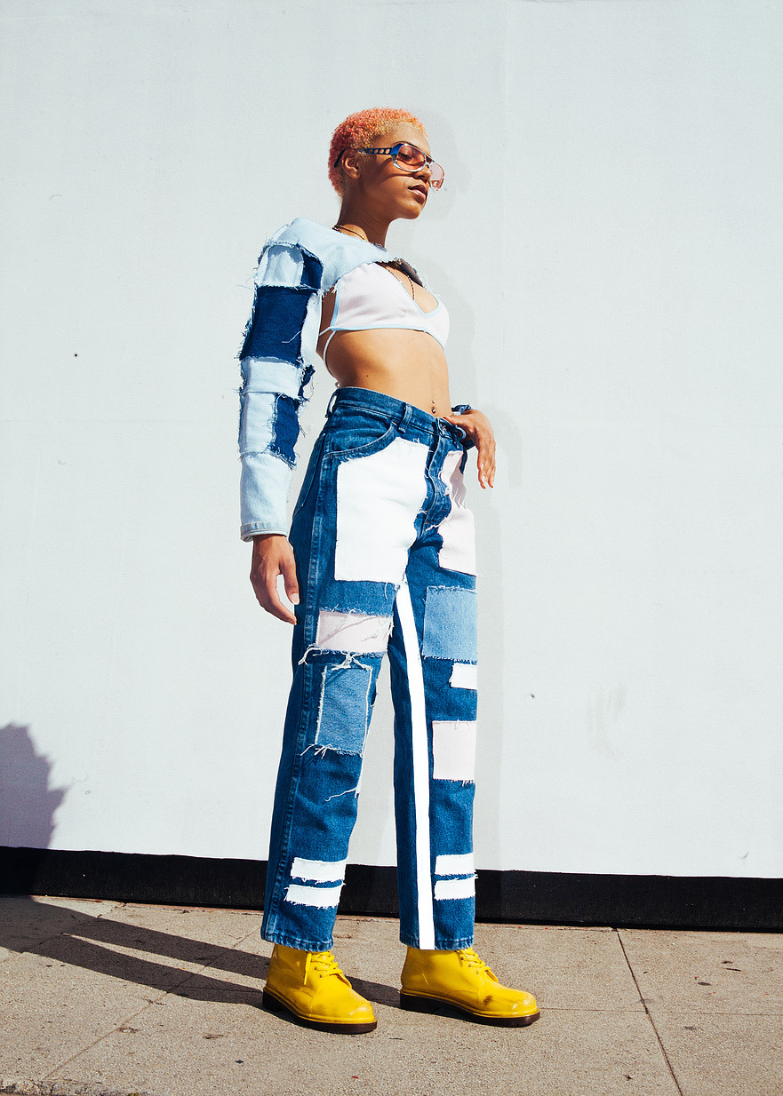 Jeans 1.0 looks